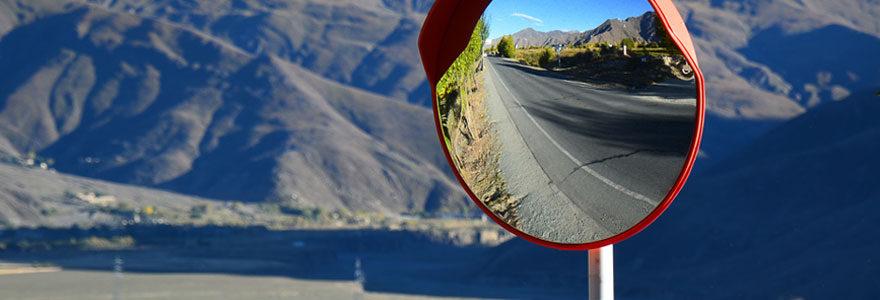 Vente de miroirs de circulation