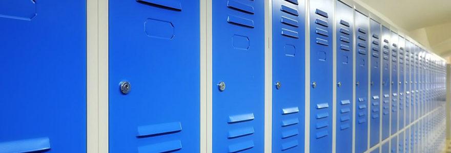 armoires métalliques